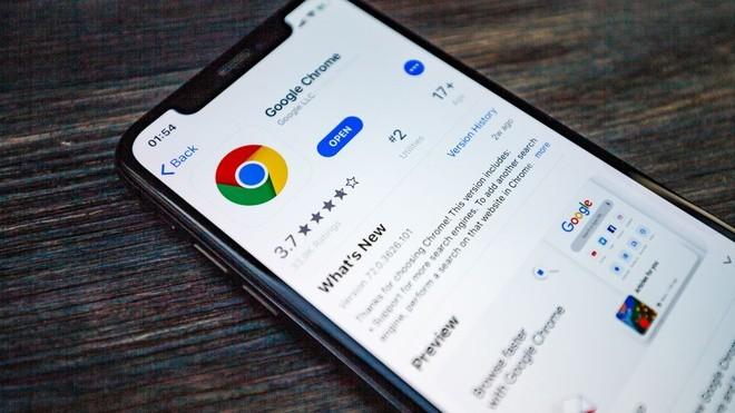 Google đứng trước nguy cơ phải bán trình duyệt Chrome. Ảnh: CNN.
