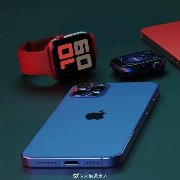 Ngoài thay đổi về thiết kế, tính năng, một đặc điểm được mong chờ trên iPhone 12 là màu sắc mới. Ảnh: Sina.