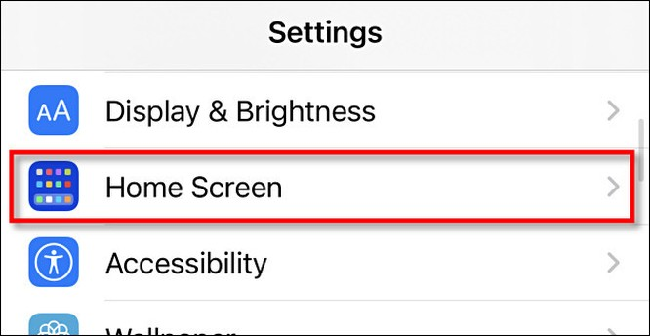 Cách bật tắt biểu tượng thông báo của ứng dụng trên App Library ảnh 3