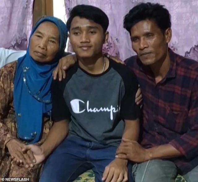 Sau 12 năm bị bắt cóc, thiếu niên tìm lại gia đình nhờ ứng dụng Google Maps ảnh 1
