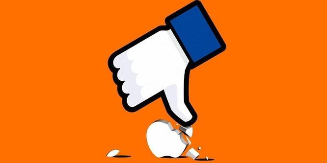 Facebook và Apple 'không đội trời chung' ảnh 1