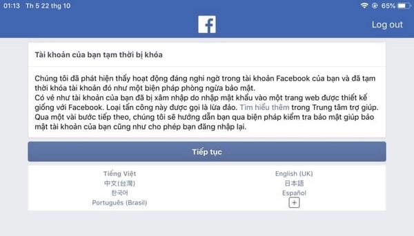 Vì sao người Việt bị cấm đăng bài bán hàng lên Facebook? ảnh 3