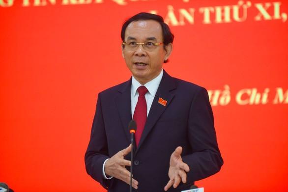 Đại biểu Nguyễn Văn Nên chuyển về Đoàn đại biểu Quốc hội TP.HCM ảnh 1