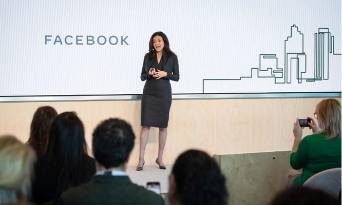 Mark Zuckerberg đang dấn thân vào chính trị ảnh 2