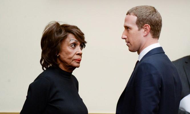 Mark Zuckerberg đang dấn thân vào chính trị ảnh 3