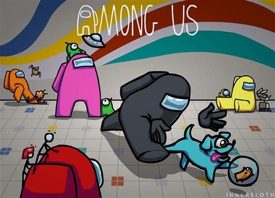 Among US là game gì? Tác hại của Among US đối với trẻ nhỏ? ảnh 1