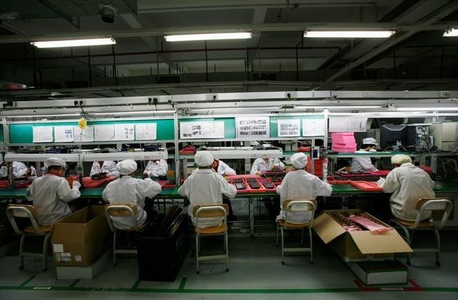Luxshare đe dọa chiếm vị thế 'công xưởng iPhone' của Foxconn ảnh 1