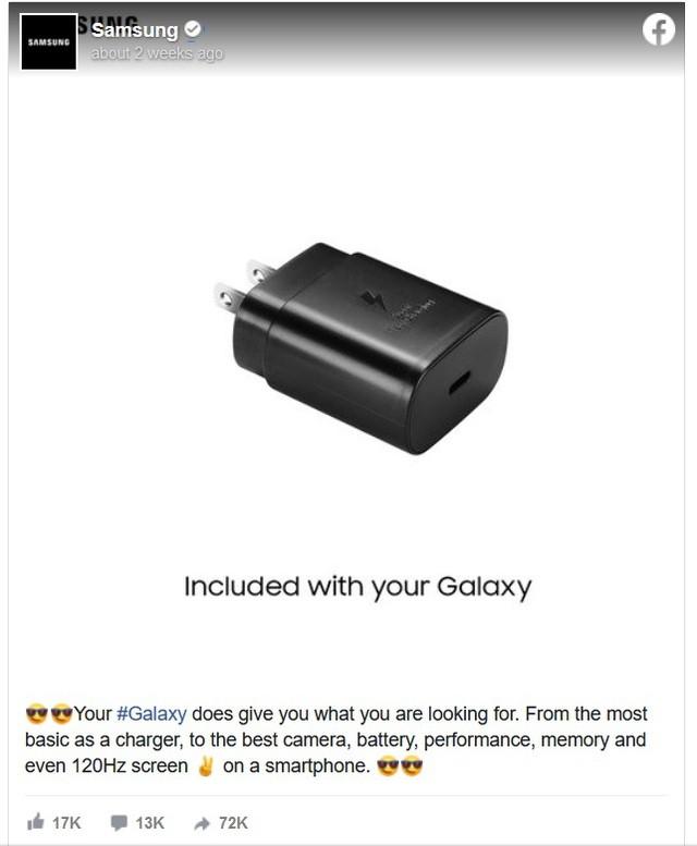 Nối gót Apple, Samsung có thể loại bỏ sạc và tai nghe trên Galaxy S21 ảnh 2