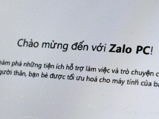 Lỗi nghiêm trọng trong phần mềm chat Zalo được khắc phục ảnh 1
