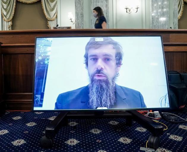 CEO Google, Twitter, Facebook bị 'nướng chín' trong phiên điều trần trước Thượng viện Mỹ ảnh 2