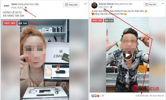 Khó kiểm soát chạy quảng cáo Facebook ở Việt Nam ảnh 2