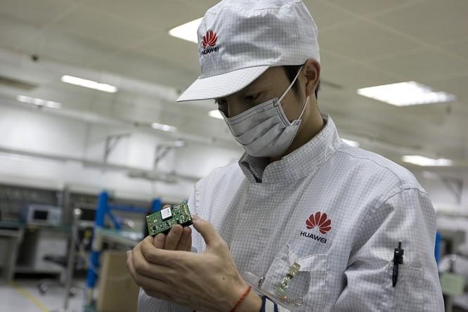 Con đường phát triển Internet của Huawei ảnh 1