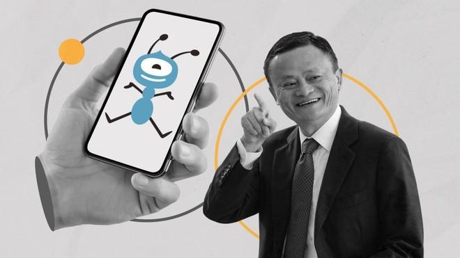 Alibaba mất 63 tỷ USD vốn hóa ảnh 1