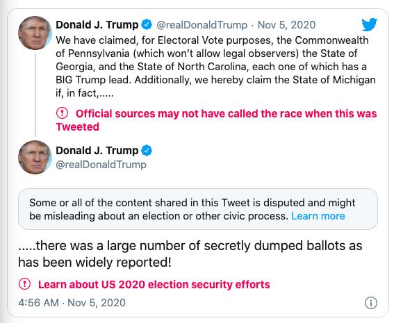 Facebook, Twitter chạy đua kiểm soát thông tin bầu cử ảnh 1