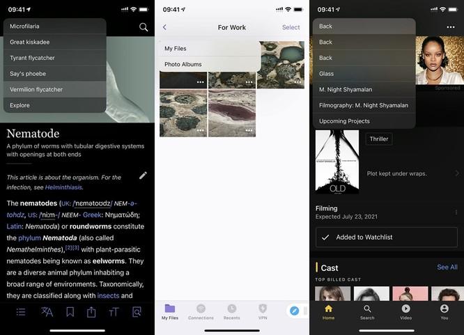 Mẹo quay về màn hình chính của Settings và các ứng dụng khác nhanh hơn trên iOS 14 ảnh 3