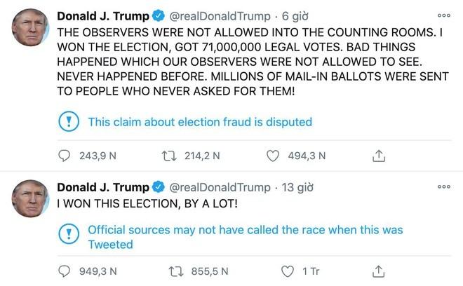 Ông Trump sắp hết được 'sống ảo' trên Twitter ảnh 2