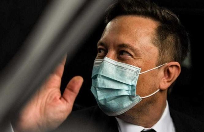 Elon Musk xét nghiệm Covid-19 cho kết quả 2 lần dương tính ảnh 2