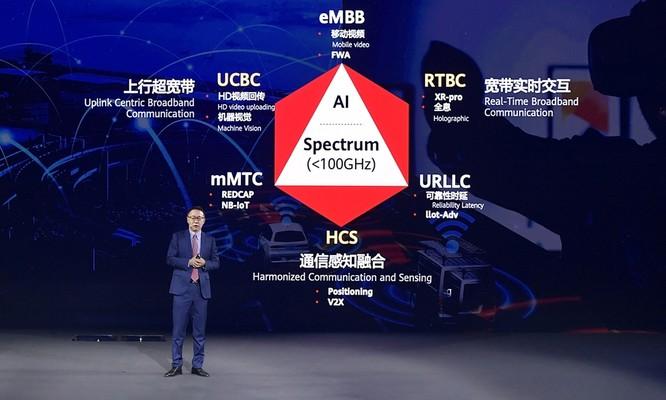 Huawei bàn về công nghệ 5.5G ảnh 1