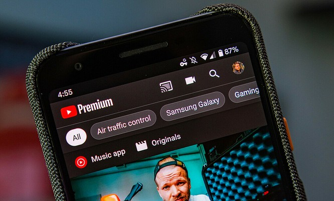 Dịch vụ YouTube Premium 'lậu' giá 25 nghìn đồng ảnh 1