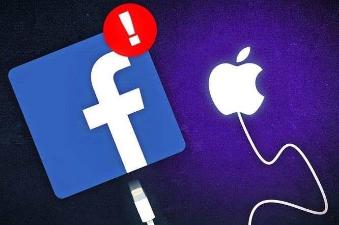 Apple tố Facebook 'thu thập tối đa dữ liệu người dùng' ảnh 1