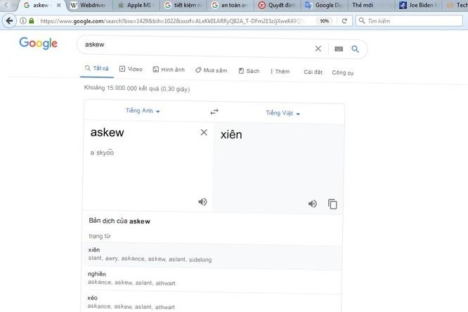 Những từ khóa tìm kiếm Google tạo hiệu ứng lạ mắt ảnh 1