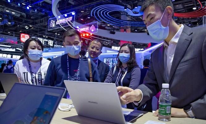Trung Quốc đang trở thành siêu cường dữ liệu ảnh 1