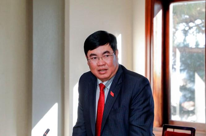 Bàn giao nhiệm vụ Chủ tịch UBND tỉnh Lâm Đồng khoá IX, nhiệm kỳ 2016 - 2021 ảnh 4