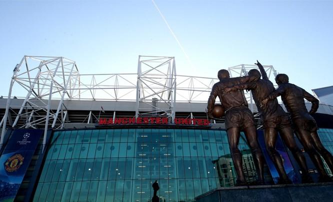 Manchester United bị tấn công mạng bằng ransomware ảnh 1