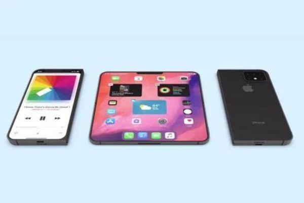 Apple đẩy nhanh tiến độ thử nghiệm iPhone màn hình gập ảnh 1