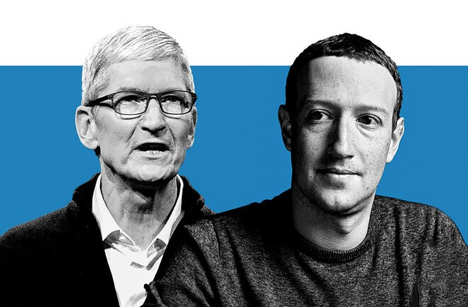 Tại sao Facebook và Apple không ưa nhau ảnh 1