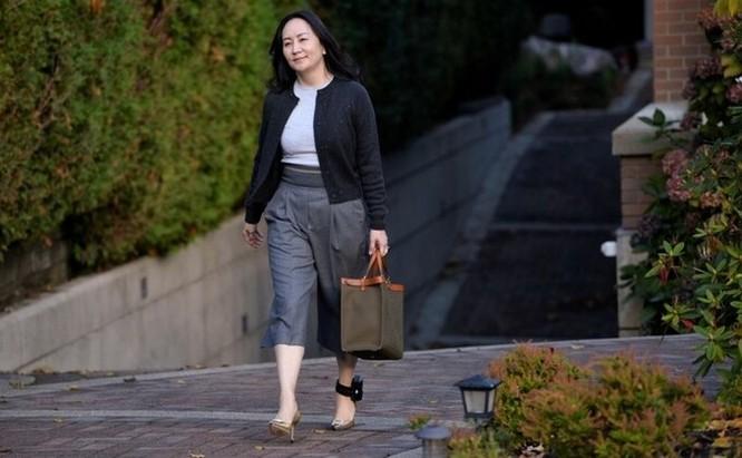Huawei sau hai năm vụ bắt giữ bà Mạnh Vãn Chu ảnh 1
