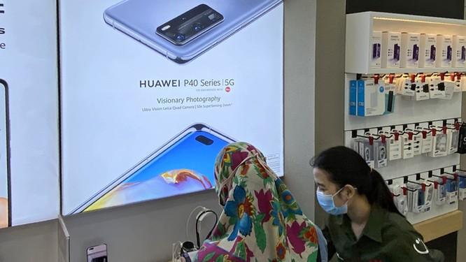 Huawei đang đẩy mạnh hoạt động 5G tại Đông Nam Á ảnh 1