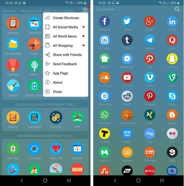 Ứng dụng hữu ích giúp biến smartphone thành thiết bị đa năng ảnh 3