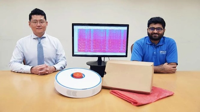 Robot hút bụi có thể bị biến thành thiết bị nghe lén ảnh 2