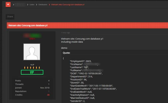 Hàng triệu tài khoản Facebook người dùng Việt bị hacker phát tán ảnh 2