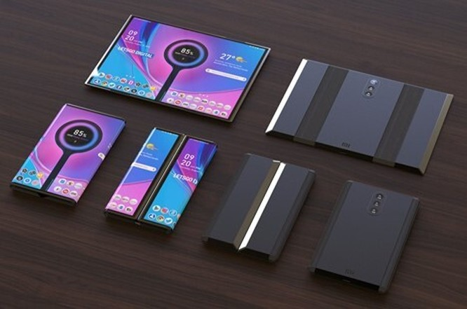 Loạt smartphone gập dự kiến ra mắt trong 2021 ảnh 1