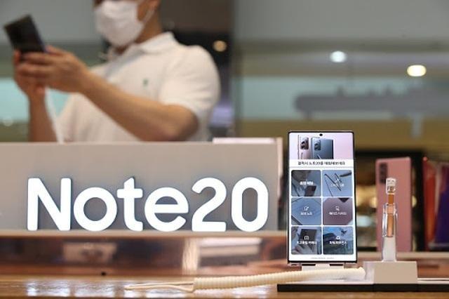 """Samsung phủ nhận tin đồn """"khai tử"""" dòng Galaxy Note ảnh 1"""