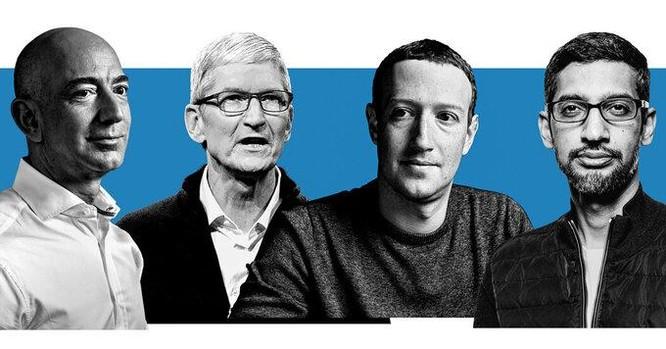 Thứ hạng các CEO công nghệ trong mắt nhân viên ảnh 2