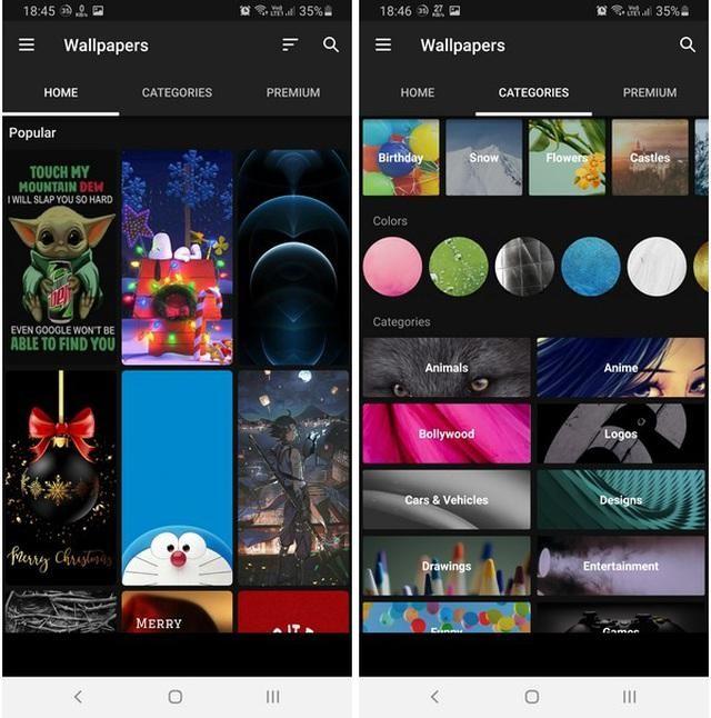 Bộ sưu tập hình nền và nhạc chuông chất lượng cao cho smartphone ảnh 3