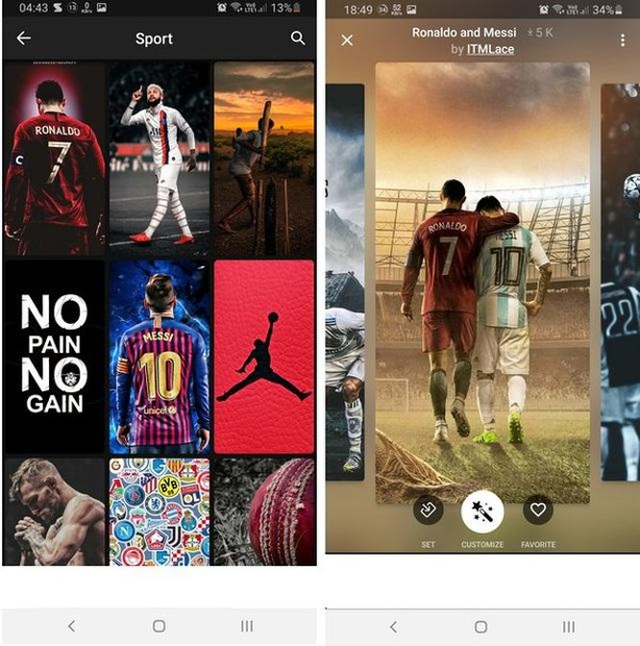 Bộ sưu tập hình nền và nhạc chuông chất lượng cao cho smartphone ảnh 4