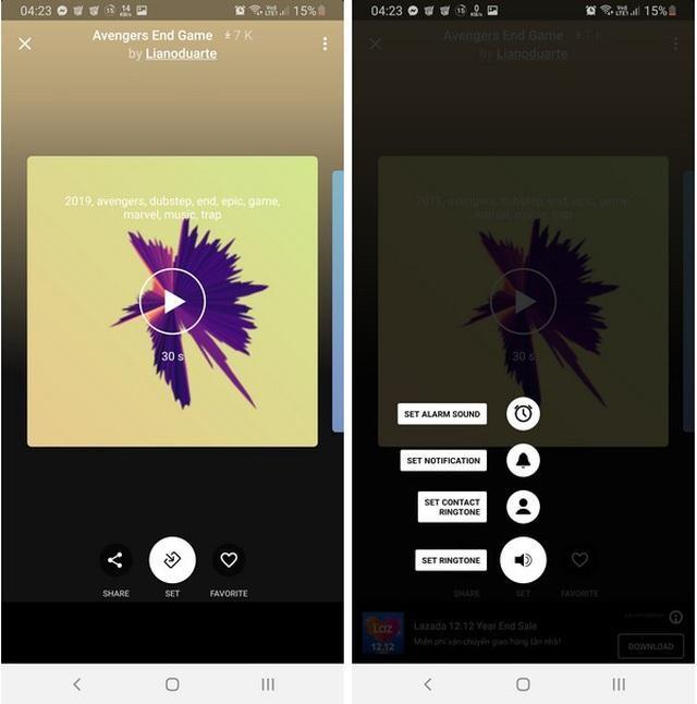 Bộ sưu tập hình nền và nhạc chuông chất lượng cao cho smartphone ảnh 8