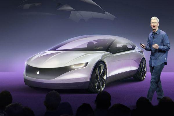 Apple còn bao xa để phát triển chip tự lái iCar? ảnh 1