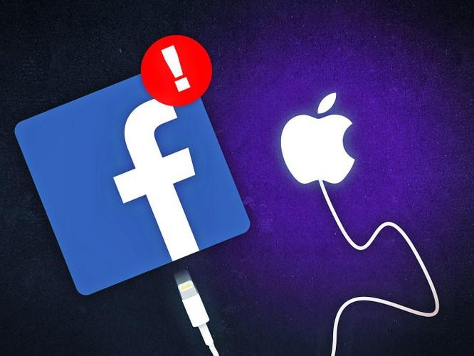 Cuộc chiến thập kỷ giữa Apple và Facebook ảnh 1