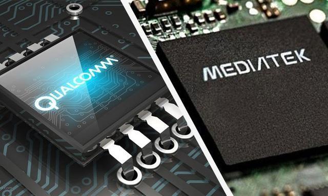 """Qualcomm bất ngờ bị vượt mặt, mất """"ngôi vương"""" trên thị trường chip di động ảnh 1"""
