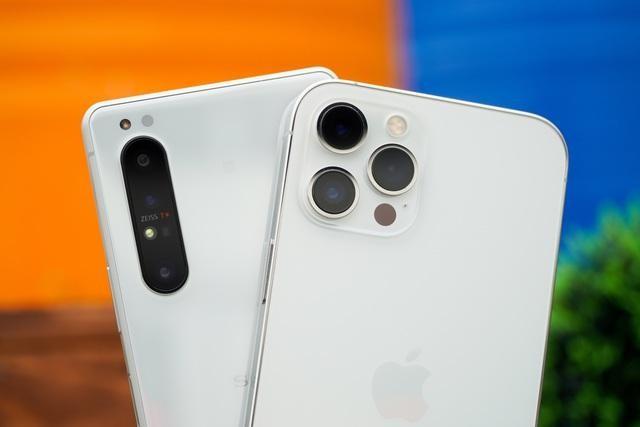 Sony Xperia 1 II đọ dáng iPhone 12 Pro Max: 30 triệu chọn smartphone nào? ảnh 6