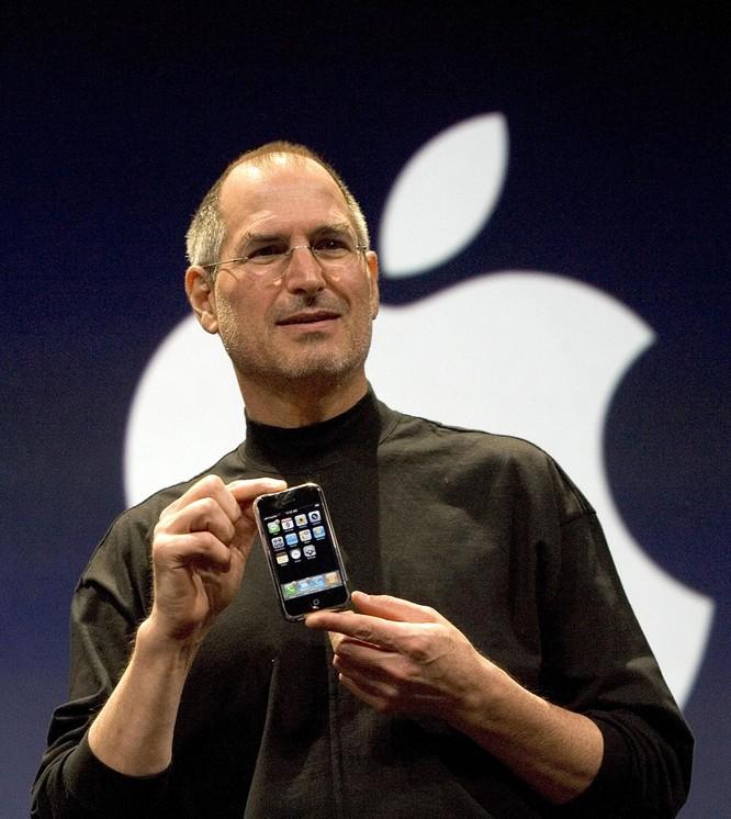 Duyên nợ của Apple và Tesla ảnh 1