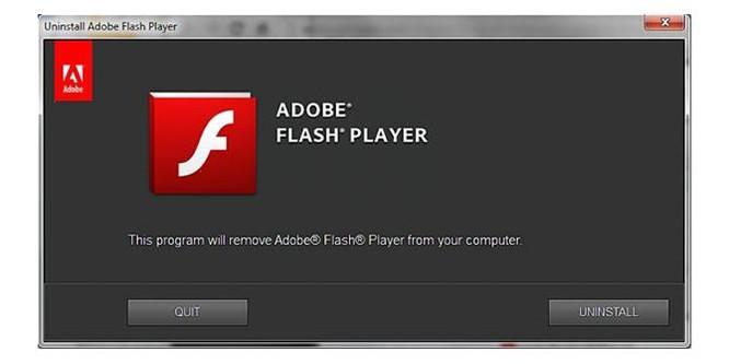 Adobe Flash bị 'khai tử' ảnh 1