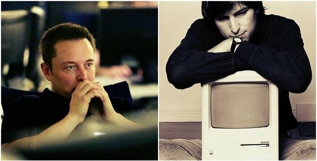 Elon Musk ngày càng giống Steve Jobs ảnh 1