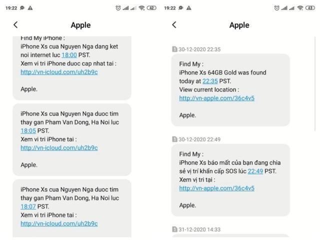 """Thủ đoạn hack iCloud khiến nhiều người """"sa bẫy"""" ảnh 2"""