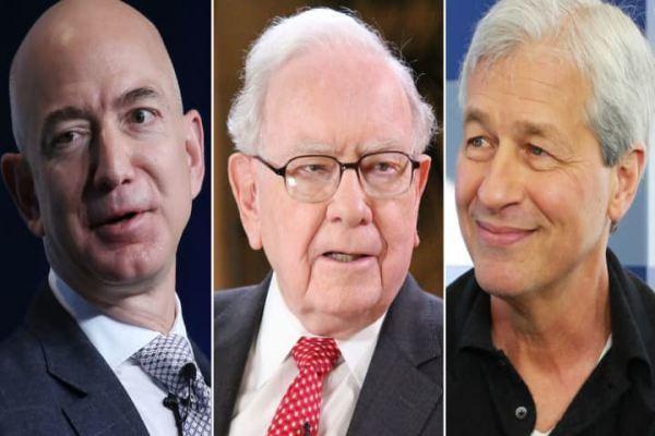 Liên doanh Haven giữa Amazon, Berkshire và JPMorgan Chase tan rã ảnh 1